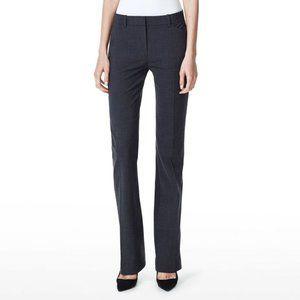 NEW Theory Max 2 Straight Leg Wool Dress Pants